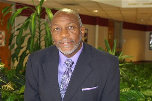 W.K. Luckett, Jr., Canton Career Center Director