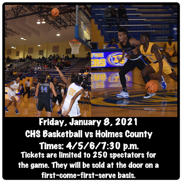 CHS BASKETBALL GAME
