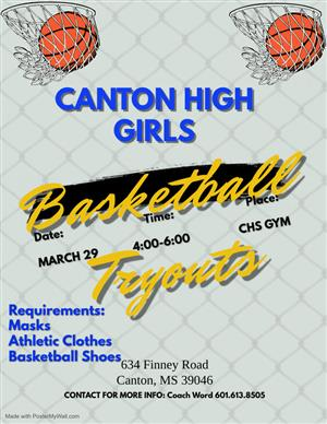 CHS GIRLS BASKETBALL
