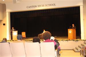 CPSD Superintendent Finalists Public Forum