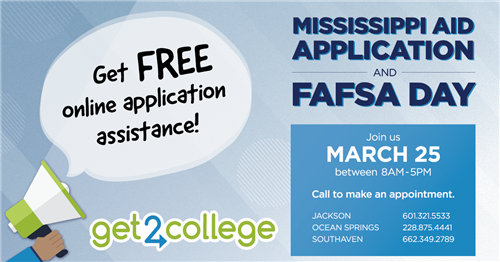 Get2College FAFSA DAY