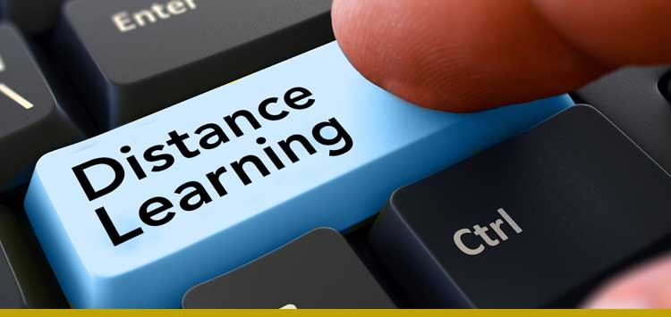 Distance Learning Assignments March 30-April 3, 2020