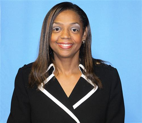 Beverly Luckett/Director of Public Relations